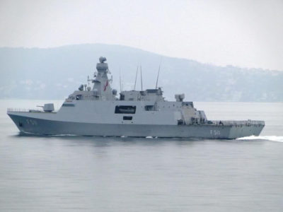 Milgem – Turkish Navy