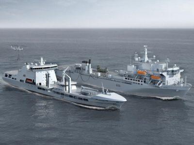 Tide (MARS) – Royal UK Navy